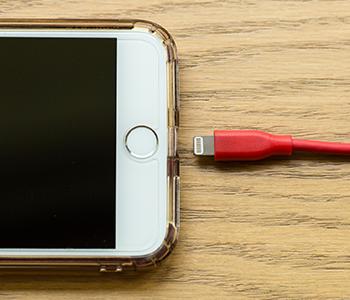 Rechargez intelligemment la batterie de votre téléphone