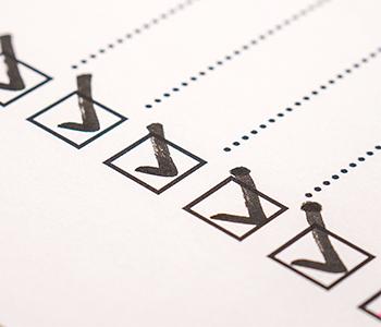 Choisissez l'assurance qui remplit le plus de critères