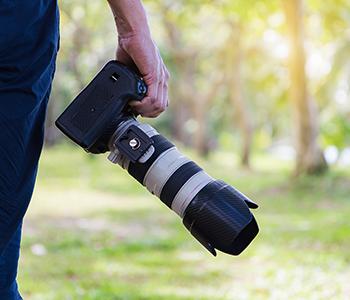 Ajoutez un pare-soleil à votre appareil photo