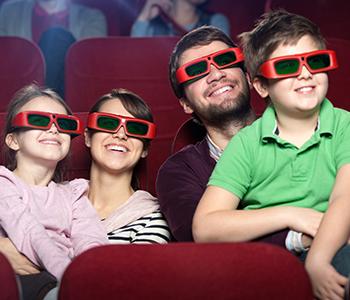 Cinéma en famille
