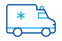 Transport sanitaire et accompagnement lors du rapatriement