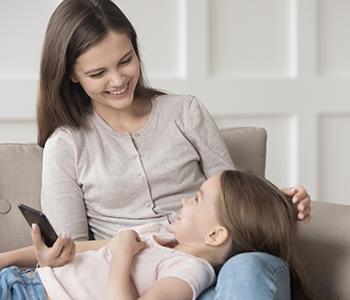 Pensez à sensibiliser vos enfants aux dangers du web