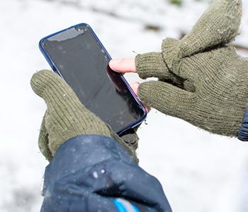 Ne tentez pas de rallumer votre smartphone