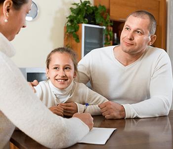 Parents rencontre professeurs