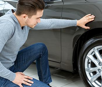 Vérification des pneus