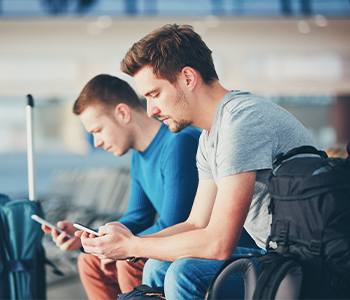Le roaming data quand vous partez à l'étranger