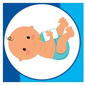 découverte du gout au bébé