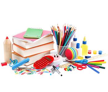 Fournitures scolaires pour mes enfants