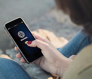 Le roaming data sur téléphone