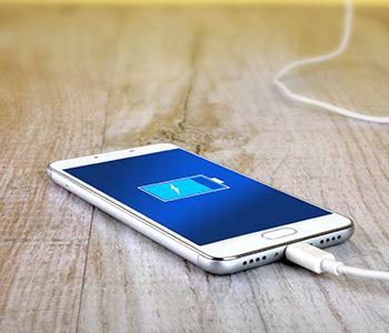 Débranchez votre téléphone à 80 % de charge
