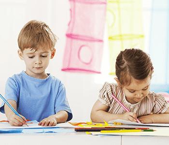Enfant dessin