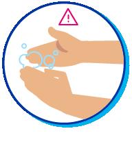 Picto laver les mains