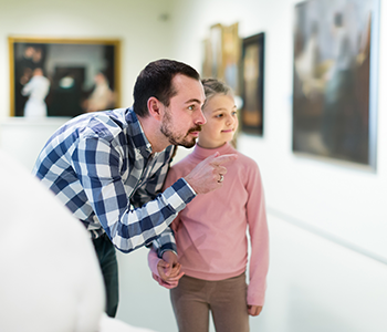 visite de musée