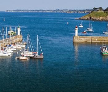 Port en France