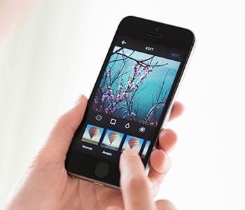 Boostez les photos grâce aux filtres