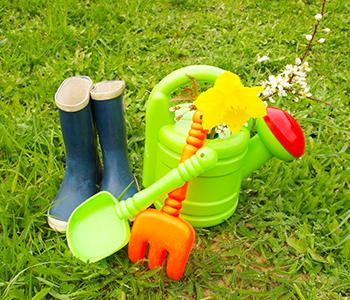 kit de jardinage enfant