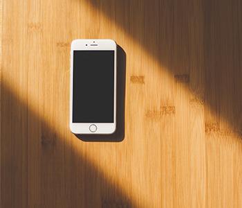 Mettez votre téléphone de côté de temps en temps