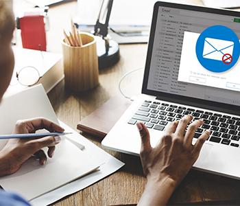 Restez vigilant face aux e-mails douteux