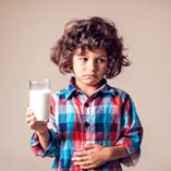 enfant intolérance lactose