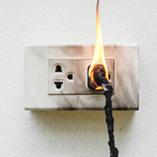 Évitez les risques d'incendie à la maison