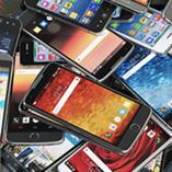 tas de telephones portables